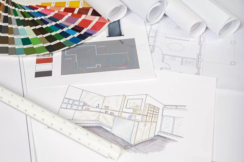 Дизайнер интерьера первые шаги первые проекты